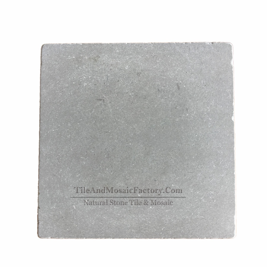 Starlight Tumbled Antique Grey Limestone Tile 500x500mm